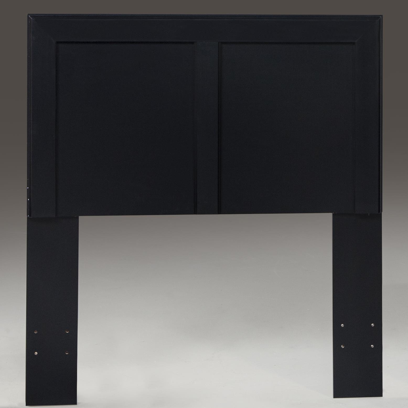 Kith Furniture 195 Black F/Q Headboard - Item Number: 195-53