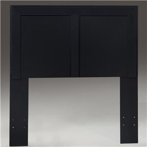Kith Furniture 195 Black F/Q Headboard