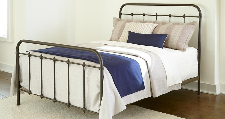 Kith Furniture Jourdan Creek Full Bed with Rails - Item Number: GRP-232-FULLBED