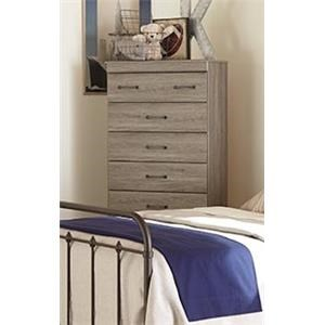 Kith Furniture Jourdan Creek Five Drawer Chest
