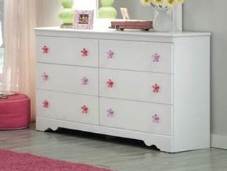 Kith Furniture Savannah Dresser - Item Number: KITH-269-12