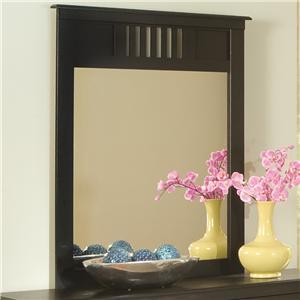 Kith Furniture Allen Panel Dresser Mirror