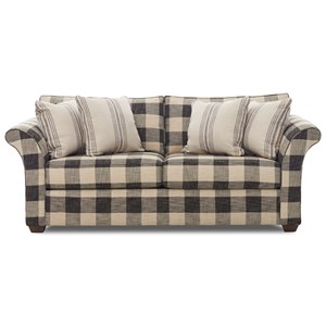 Klaussner  Jaxon Regular Enso MemFoam Sleeper Sofa