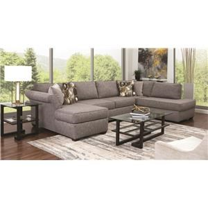 3 Piece Sectional Sofa From The Trisha Yearwood Collection