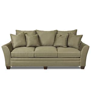 Metropia Parker Stationary Contemporary Sofa