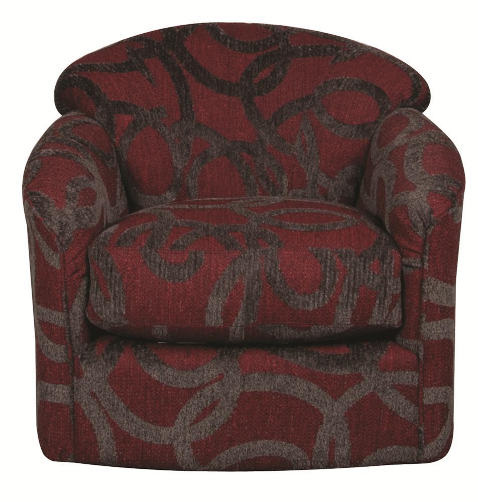 Elliston Place Kelly Kelly Swivel Chair - Item Number: 154830888