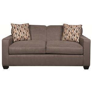 Morris Home Furnishings Alena Alena Full Sofa Sleeper