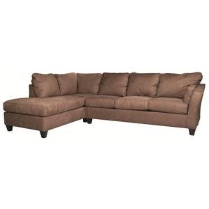 Elliston Place Logan Logan 2-Piece Sectional