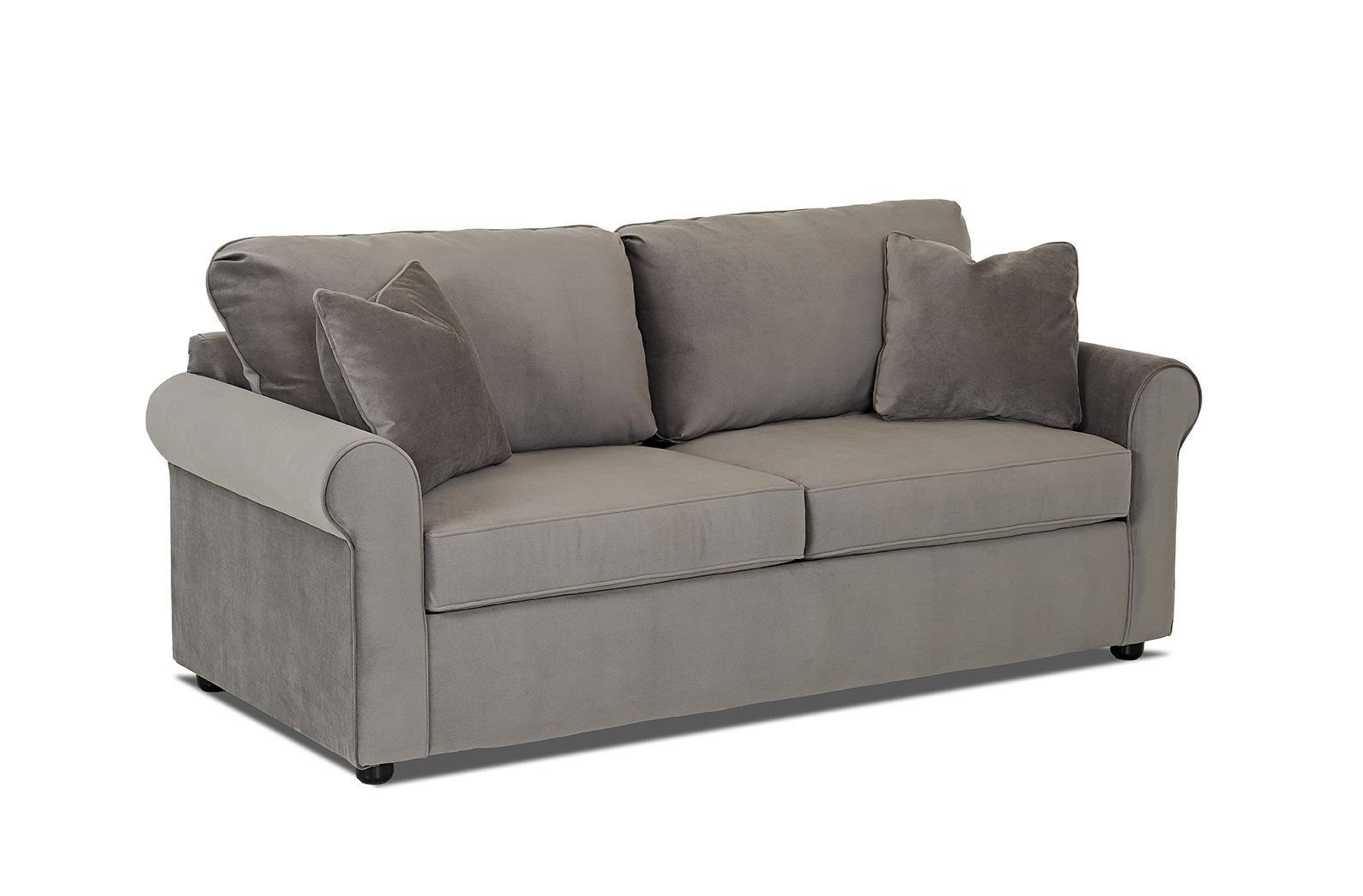 Sleeper sofas with memory foam mattresses - Metropia Babette Queen Sleeper Sofa With Memory Foam Mattress Item Number 152490 Eqsl