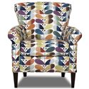 Belfort Basics Louise Contemporary Upholstered Chair