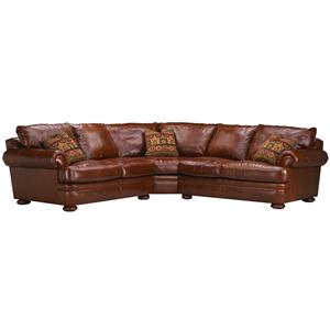 Elliston Place Montezuma Sectional Sofa