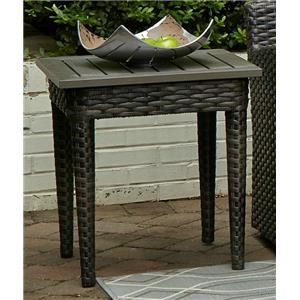 Elliston Place Tampa Tampa Square End Table
