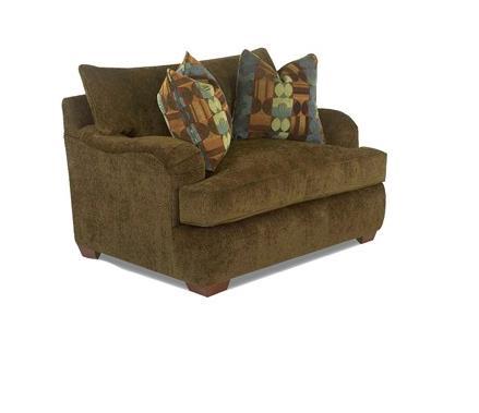 Klaussner 74600 Chair - Item Number: 74600 C