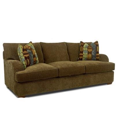 Klaussner 74600 Sofa - Item Number: 74600 S