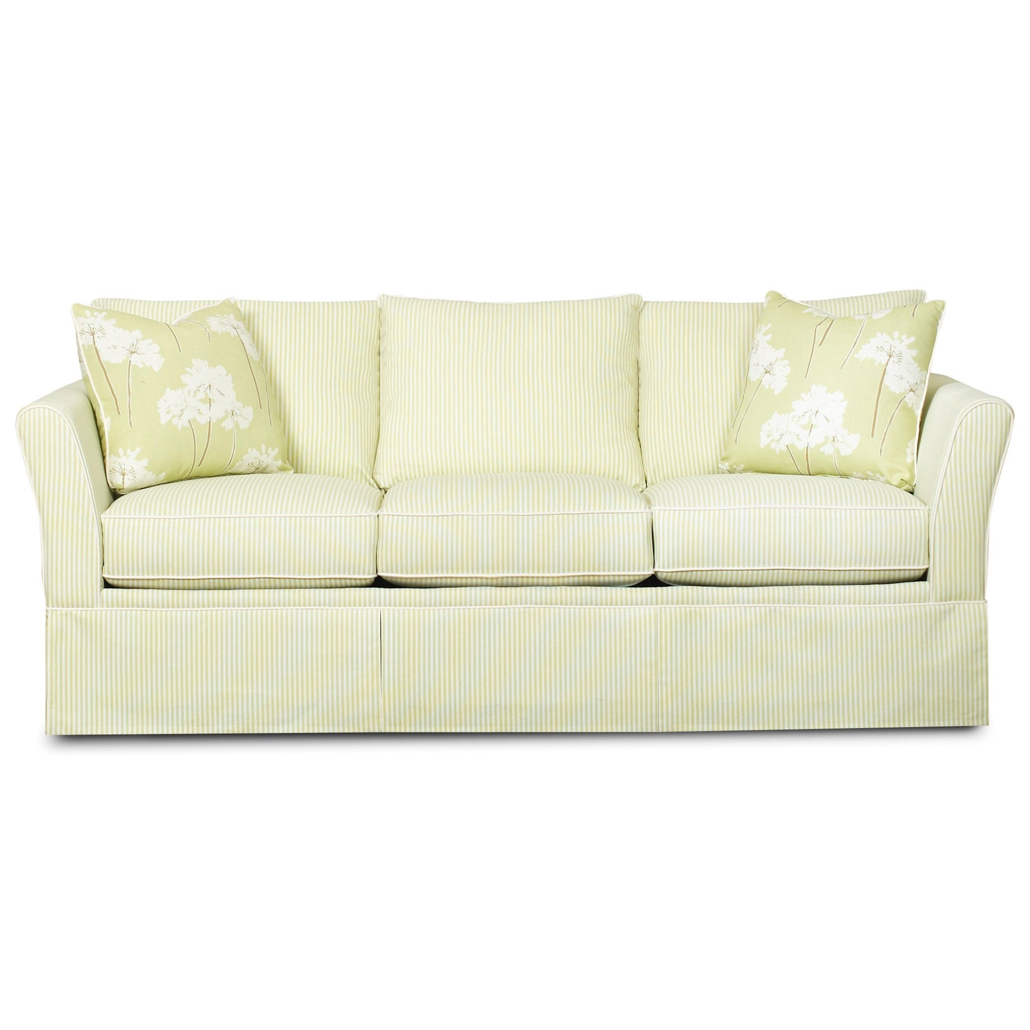 Ramona Sofa by Klaussner at Van Hill Furniture