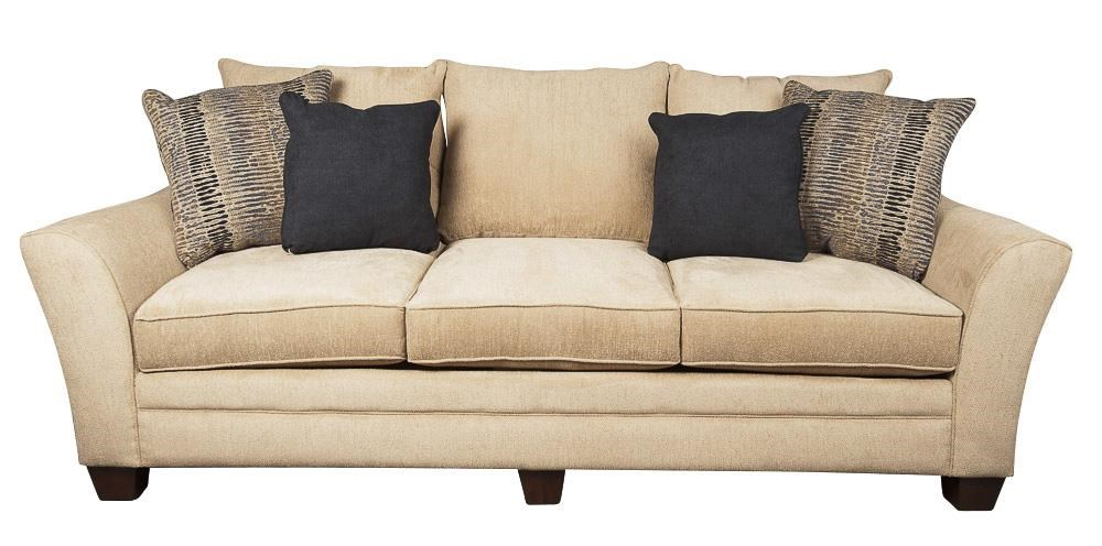 Felicity Sofa with Accent Pillows