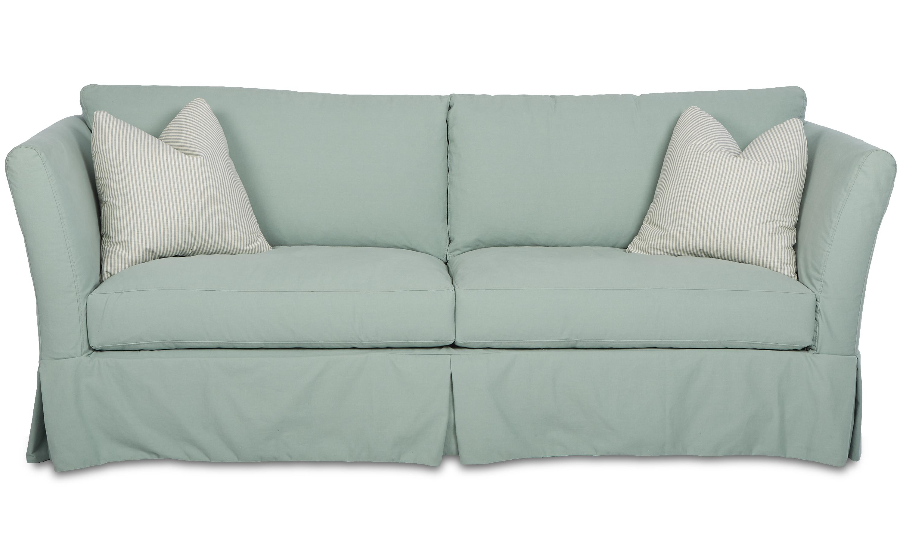 Klaussner Alexis Traditional Stationary Sofa - Item Number: D13100 S-BayouSpray