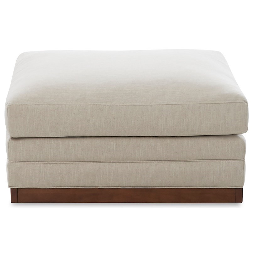 Alfie Ottoman by Klaussner at Catalog Outlet