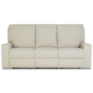 Power Reclining Sofa w/ Power Headrests