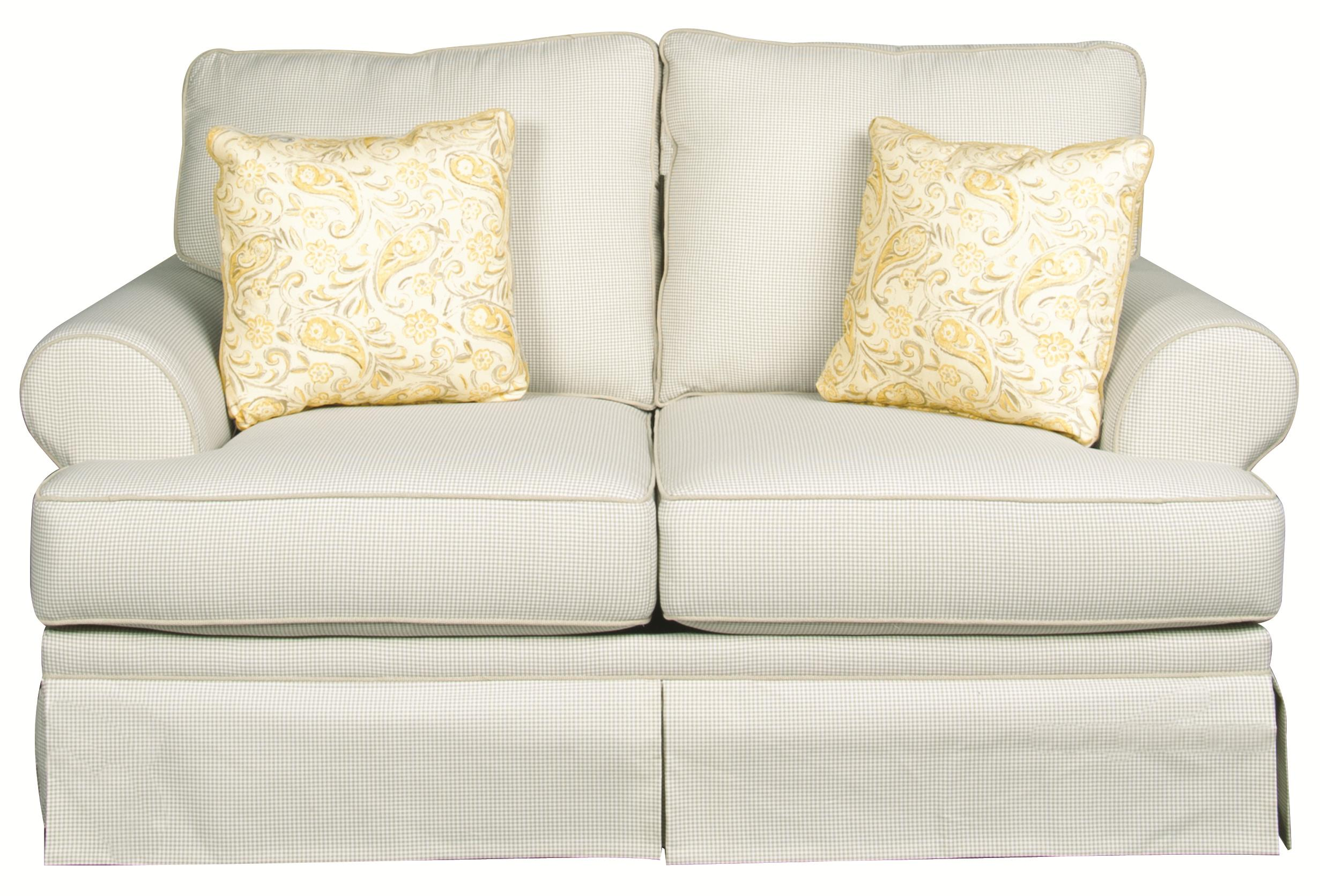 Elliston Place Amelia Amelia Loveseat - Item Number: 104876694