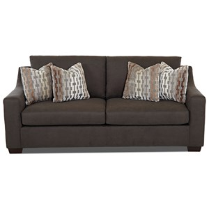 Klaussner Argos Air Coil Sleeper Sofa
