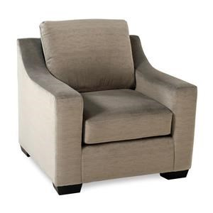 Simple Elegance Empire Chair