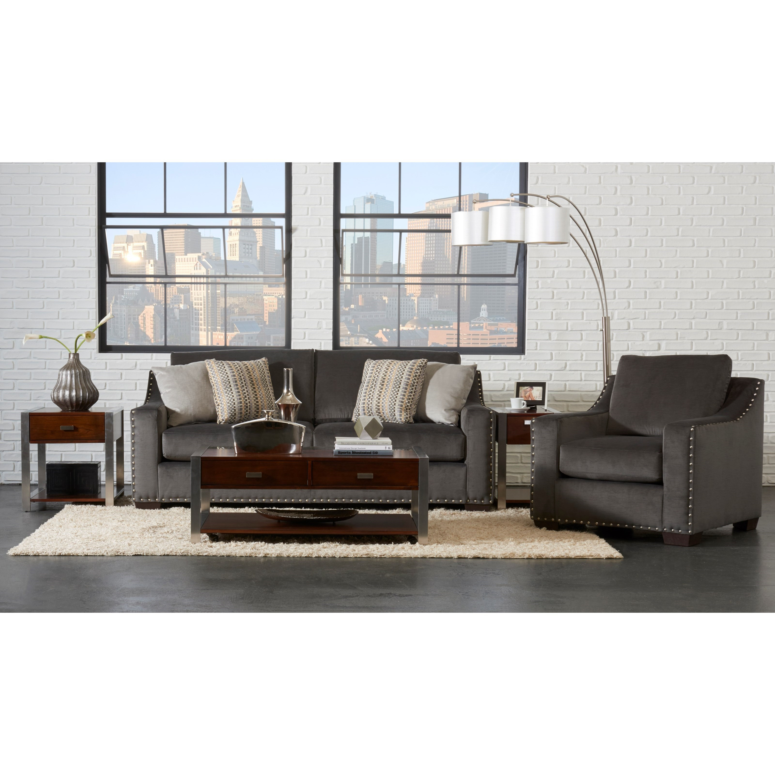 Klaussner Argos Living Room Group