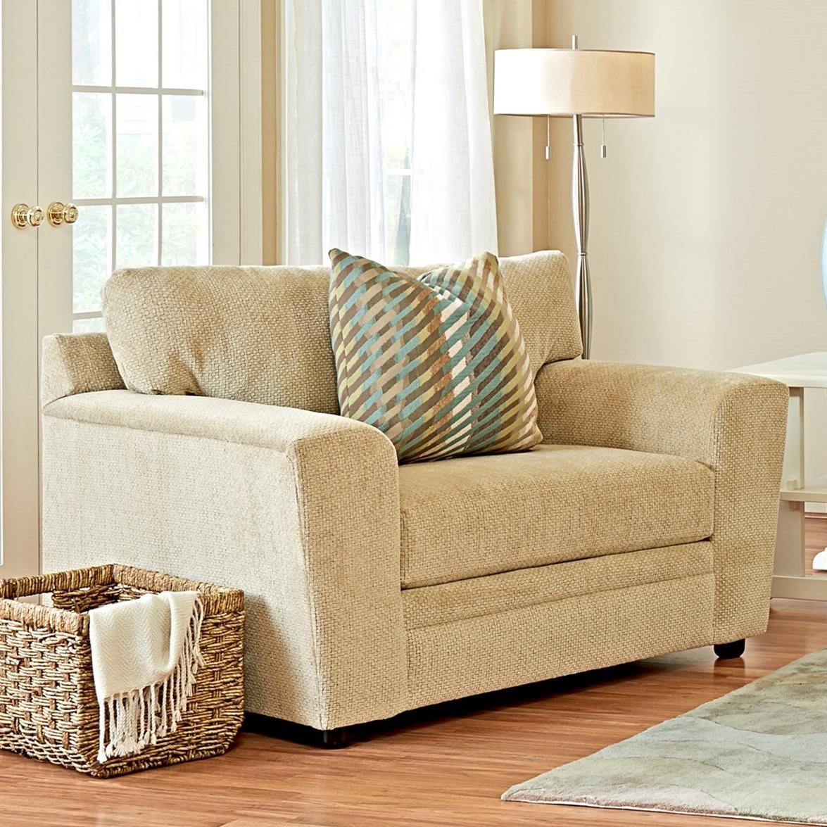 Klaussner Ashburn Oversized Chair - Item Number: K67400 C