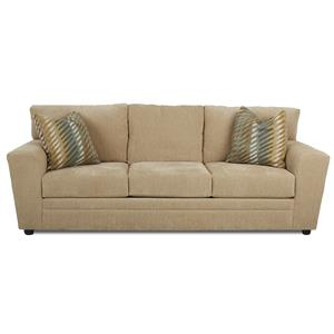 Elliston Place Ashburn Dreamquest Queen Sleeper Sofa