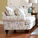 Klaussner Ashworth Chair - Item Number: D95200 C-PLUMES SPA