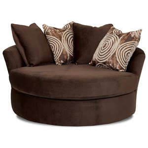 Elliston Place Athena Athena Swivel Chair