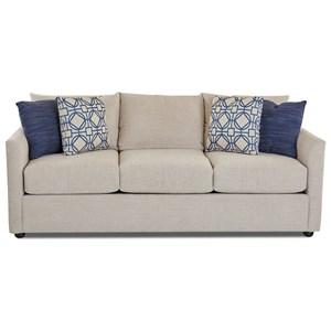 Sleeper Sofa w/ AirCoil Mattress