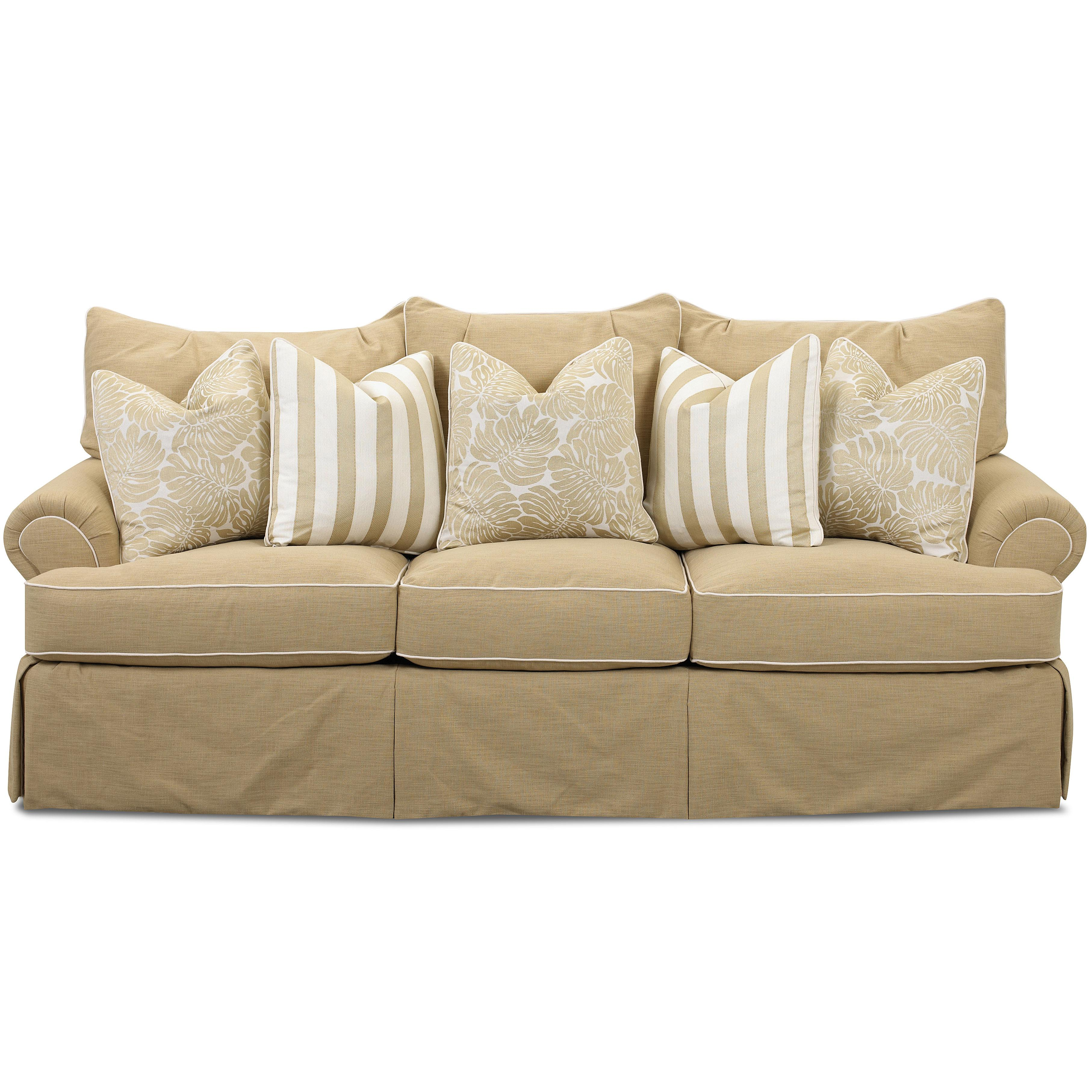 Klaussner Audrey Traditional Sofa - Item Number: D95300 S