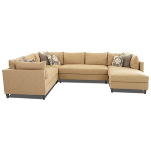 Modular Sectional with Chaise