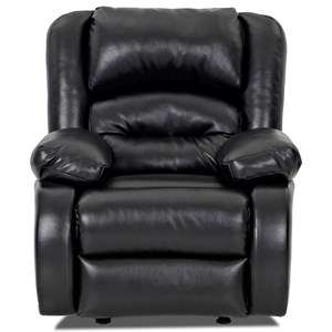 Upholstered Power Wall Recliner