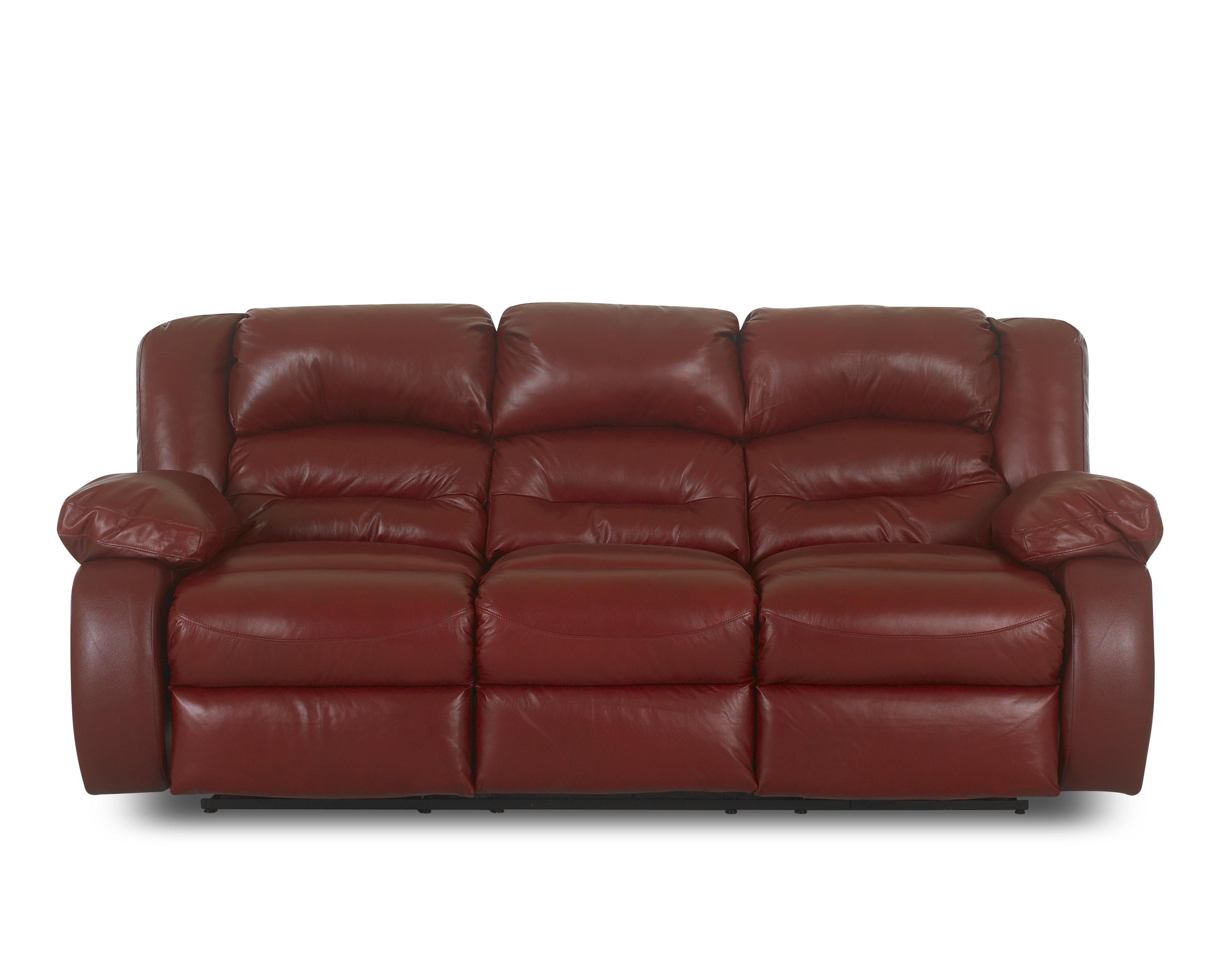 Klaussner Austin Casual Reclining Sofa - Item Number: L33505TRS