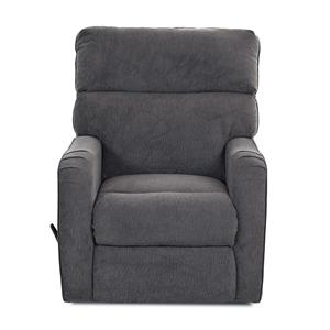 Elliston Place Axis 25803 Transitional Swivel Rocking Reclining Chair