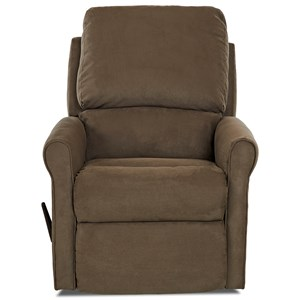 Klaussner Baja Reclining Rocking Chair