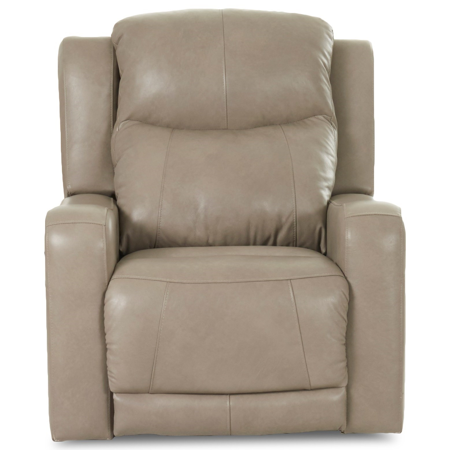 Pwr Recliner w/ Pwr Head and Lumbar