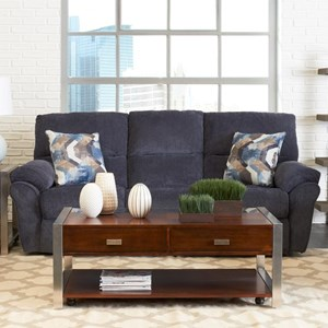 3 Mech Reclining Sofa w/ pillows