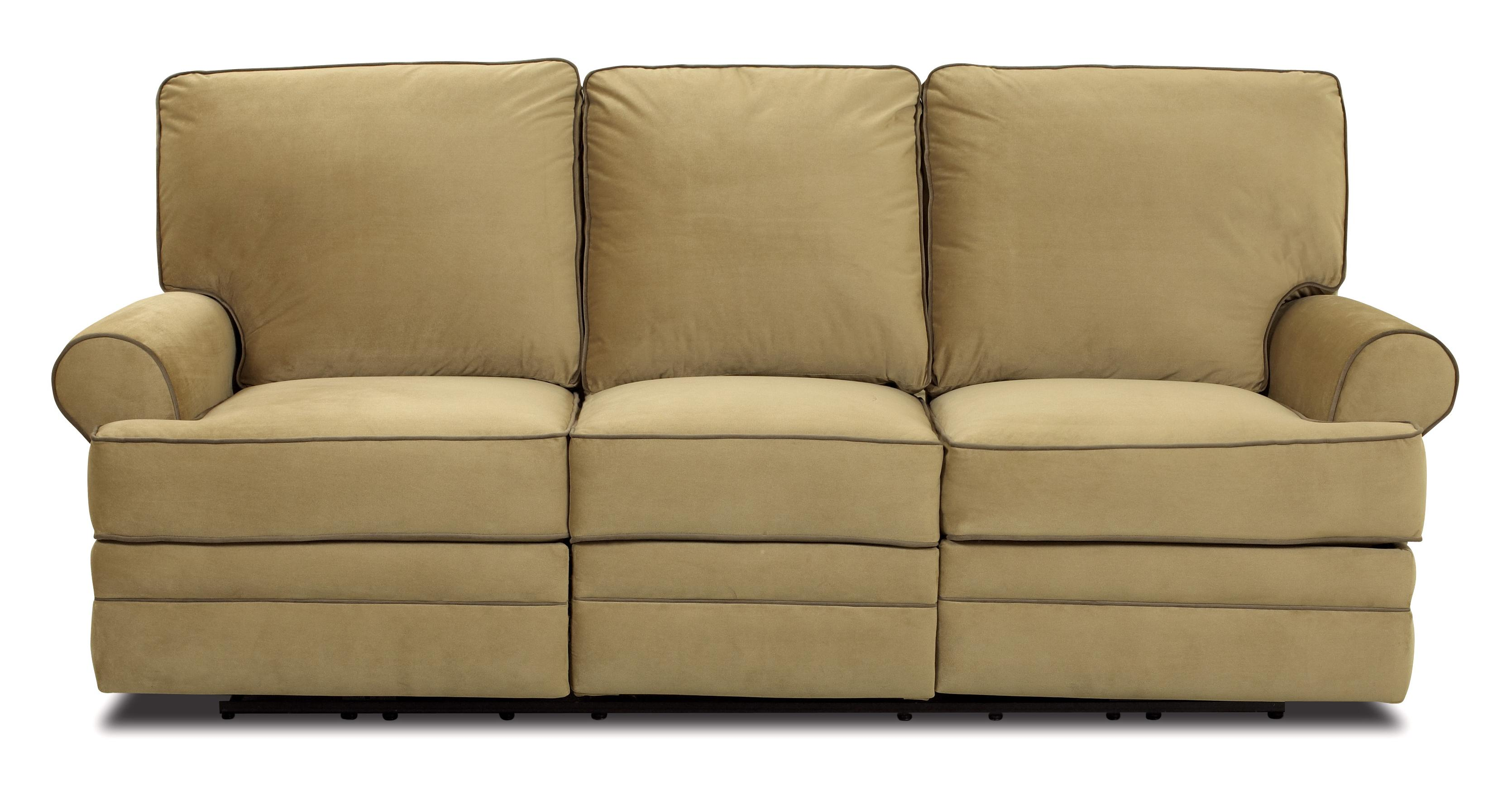 Power dual reclining sofa Loveseats that recline