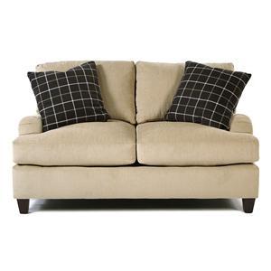 Simple Elegance Londoner Love Seat