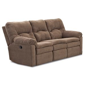 Klaussner Bennington Casual Power Reclining Sofa