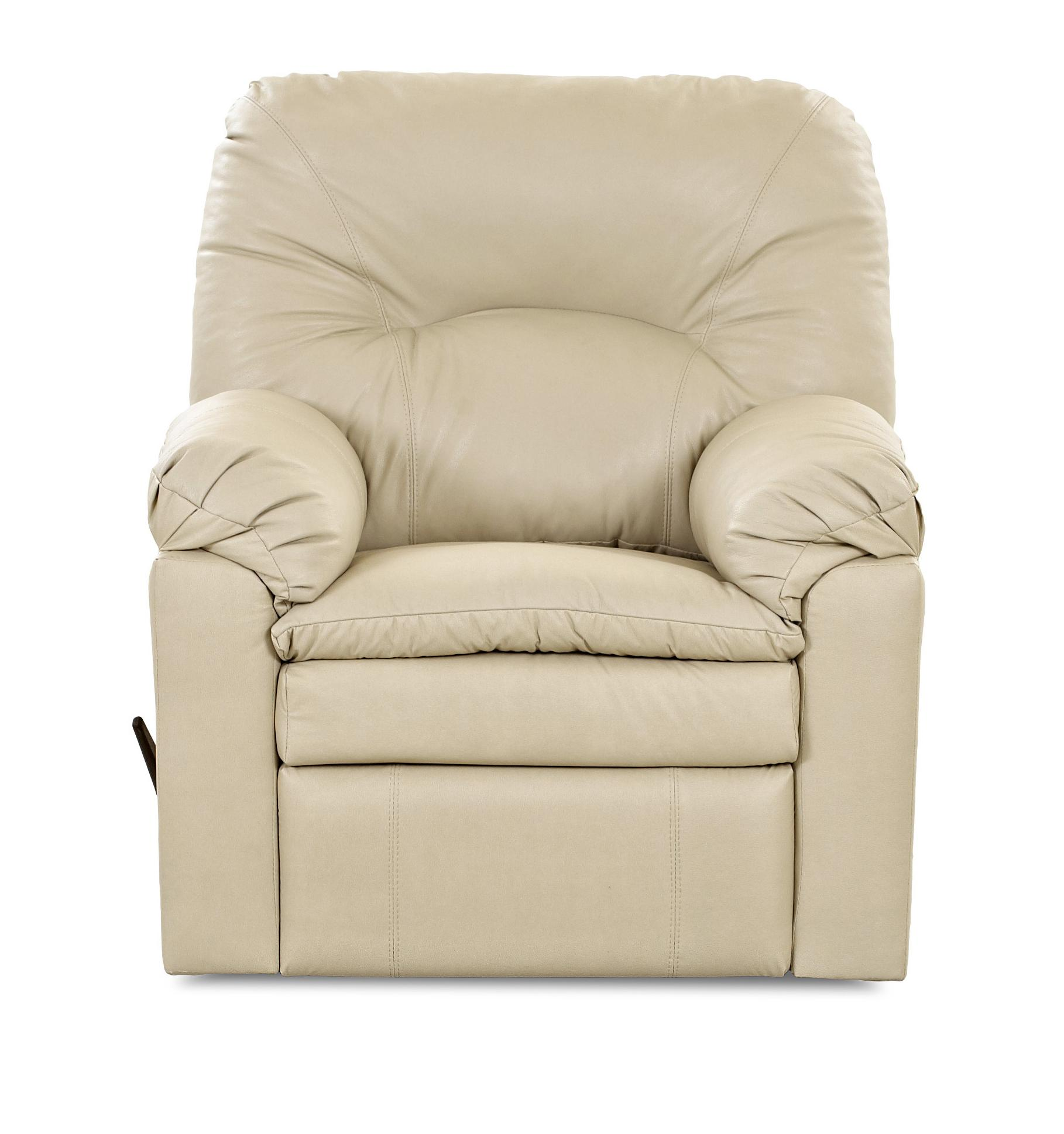 Klaussner Bennington Casual Reclining Chair - Item Number: LV40703 RC