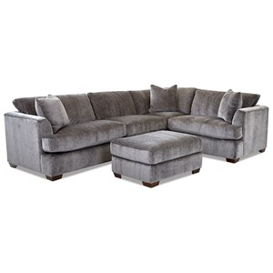 3-Seat Sectional Sofa