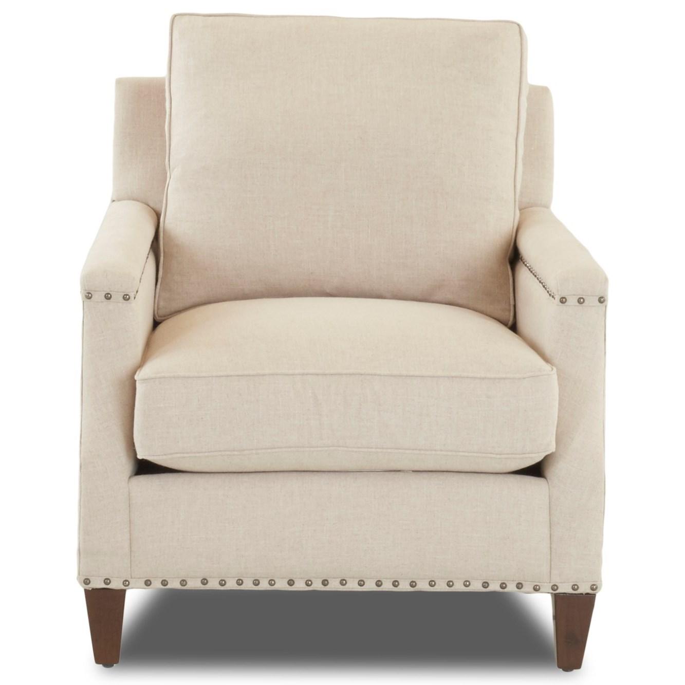 Great Klaussner Bond (Distinctions By Klaussner) Chair   Item Number: D18510  C Studio