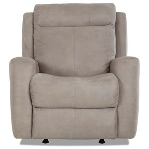 Power Rock Recliner w/ Pwr Head/Lumbar