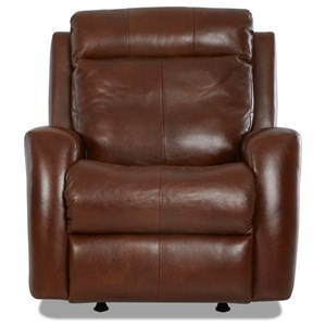 Pwr Recliner w/ Pwr Head/Lumbar & Massage