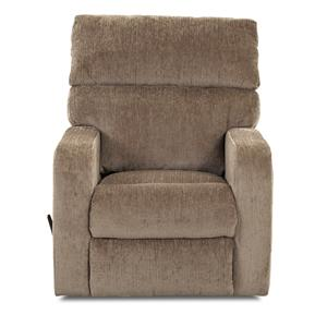 Klaussner Bradford Casual Reclining Rocking Chair