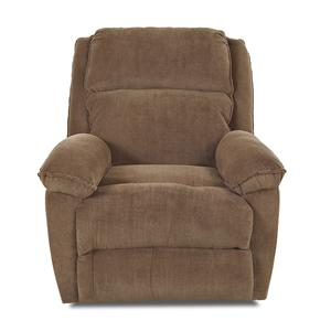 Klaussner Brandt Casual Swivel Gliding Reclining Chair